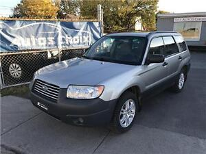 SUBARU FORESTER COLOMBIA AWD 2007 **$/SEM.**TOIT**