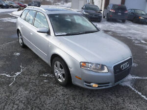 2006 Audi A4 2.0T Wagon,AWD, BEST DEAL IN TOWN ! certified $4990