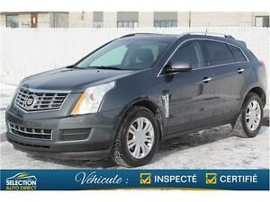 2013 Cadillac SRX 4 Luxury