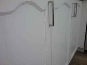 Kitchen Cabinet Refinishing Spray Painting Call 647 772 3726 Oakville / Halton Region Toronto (GTA) image 6