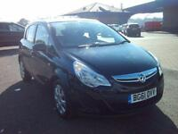2011 Vauxhall Corsa 1.2 ecoFLEX Exclusiv 5dr Easytronic [AC] 5 door Hatchback