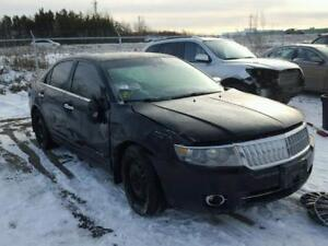 parting out 2007 lincoln MKZ
