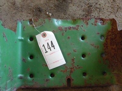 John Deere 20 Series Tractor Pto Cover Shield Tag 144