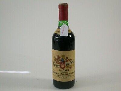 Wein Rotwein Red Wine 1971 Buchner Fürstprimas Krone Hercegprimas Koronaja 690/0