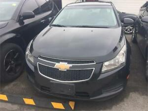 2011 Chevrolet Cruze LT Turbo+ w/1SB