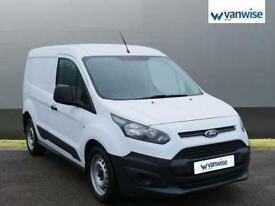2016 Ford Transit Connect 1.6 TDCi 75ps Van Diesel white Manual
