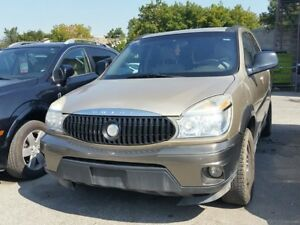 2005 Buick Rendezvous CX-ready for winter