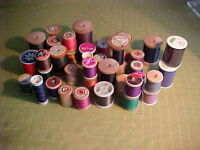 LOT OF SEWING THREADS