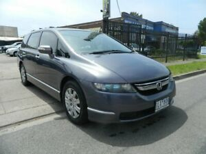 2007 Honda Odyssey 20 MY06 Upgrade Mauve 5 Speed Sequential Auto Wagon Williamstown North Hobsons Bay Area Preview