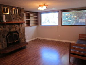 BASEMENT SUITE FOR RENT IN SPRUCE GROVE FOR JANUARY 1ST
