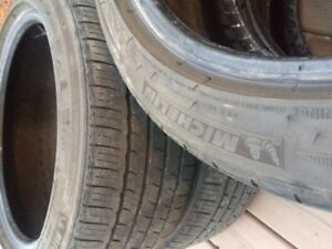 michelin tires P225/45R17