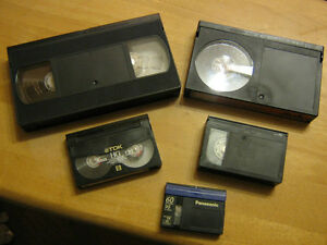 PROVINCIAL VIDEO TRANSFER (all types of video tape to DVD) St. John's Newfoundland image 1