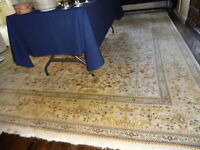 Three Different Rugs