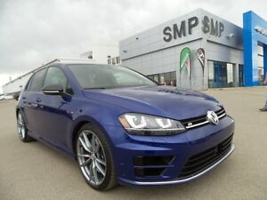 2016 Volkswagen Golf R 292 HP, PST paid, leather, Bluetooth, all