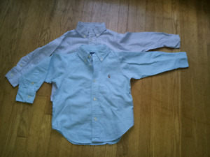 Ralph Lauren Polo Oxford shirts 2T