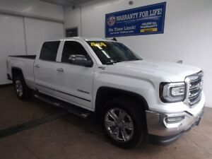 2017 GMC Sierra 1500 SLT Z71 4X4 LEATHER NAVI SUNROOF