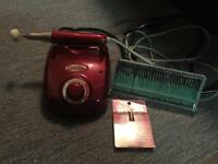 Nail drill * Machine pour ongles