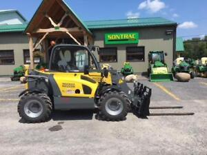 NEW WACKER NEUSON TH412 TELEHANDLER