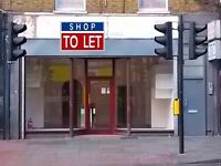 Space for Retail Shop or Office available To Let