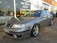 Saab 9-5 2.3HOT 2005 Aero leather Nav cheap p/x to clear