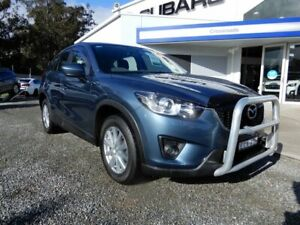 2014 Mazda CX-5 KE1031 MY14 Maxx SKYACTIV-Drive AWD Sport Blue 6 Speed Sports Automatic Wagon Glendale Lake Macquarie Area Preview