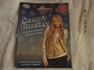 ALL NEW Hannah Montana Card Games and Sticker Books London Ontario image 4