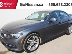 2016 BMW 3 Series 320I: XDRIVE, LEATHER, PUSH BUTTON, NAVIGATION