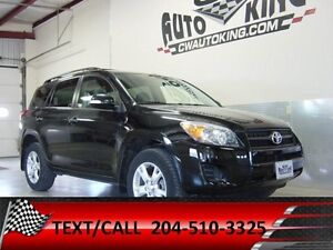 2010 Toyota RAV4 All Wheel Drive / FINANCING AVAILABLE