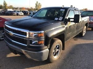2014 Chevrolet Silverado 1500 4X4 / 4 DR / 5.3 L / NO PAYMENTS F