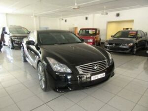2012 Nissan Skyline CKV36 370GT Black Sports Automatic Coupe Five Dock Canada Bay Area Preview