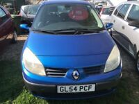 AUTOMATIC RENAULT SCENIC VERY GOOD CONDITION MOT TILL APRIL 2019 DRIVES PERFECT NO FAULTS