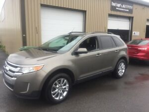2013 Ford Edge SEL Awd camera et gps