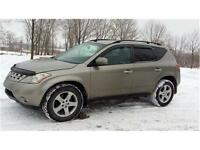 Nissan Murano 4dr AWD Auto 2004