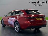 2016 Mazda 6 2.2D Sport Nav 5Dr Estate Diesel Manual
