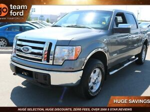 2012 Ford F-150 XLT, 507A, 3.5L ECOBOOST, 4X4, AIR CONDITIONING,