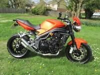 Triumph SPEED TRIPLE 1050 MOTORCYCLE