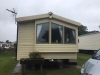 **Cheap! 2 bed Caravan at Lydstep Nr Tenby, Pembrokeshire**