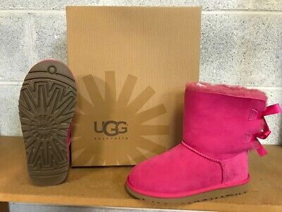Ugg Girls Bailey Bow (UGG  BAILEY BOW   CRS  (NIB))
