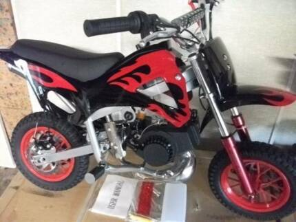 New Dirt bikes 50cc kids peewee brand new Underwood Logan Area Preview