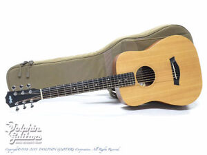 Taylor acoustic.Bt1 Baby Taylor.