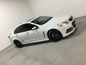2013 Holden Commodore VF MY14 SS V Redline White 6 Speed Sports Automatic Sedan Mile End South West Torrens Area Preview