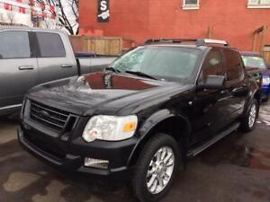 2007 Ford Explorer Sport Trac Ltd.Easy Auto Financing $139.56b/w