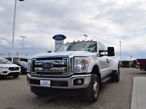 2015 Ford F-350 XLT 4x4 SD Super Cab 8 ft. box 158 in. WB DRW