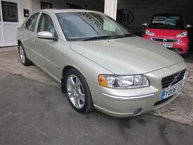 2006 Volvo S60 2.4 185bhp D5 SE ***** ABSOLUTELY STUNNING DIESEL SALOON FSH ***