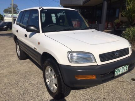 1997 Toyota RAV4 Wagon Underwood Logan Area Preview