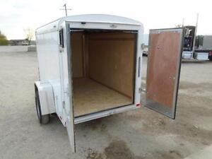 5X8 ATLAS ENCLOSED - WELL BUILT, PRICED TO SELL! London Ontario image 5