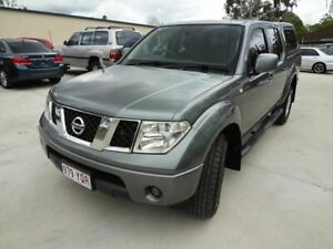2010 Nissan Navara D40 ST (4x4) Grey 5 Speed Automatic Dual Cab Pick-up Coopers Plains Brisbane South West Preview