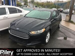 2014 Ford Fusion SE STARTING AT $123.41 BI-WEEKLY