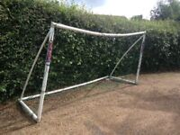 SAMBA Goal- 13ft by 6ft complete with net and holdall