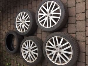 Mazdaspeed 6 original Mags and tires